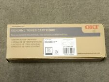 Okidata 43865768 Black Toner Cartridge CX2033MFP Genuine New Sealed Box