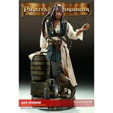 JACK SPARROW Premium Format™ Statue Pirates of the Caribbean Sideshow NEW  NEUVE