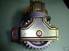 FIAT 600T 850T 900T 900E PULMINO PANORAMA CORDINA ALZAVETRO winder regulator
