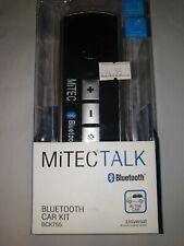 MiTec Talk Bluetooth Car Kit Universal BCK755 BRAND NEW