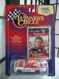 Winners Circle Nascar 1985 Championship Monte Carlo Darrel Waltrip #17 Diecast