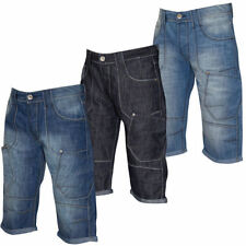 Crosshatch Cotton Cargo, Combat Jeans for Men