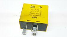 Opel Vectra B 1999 Sonstiges Relais 09134880 GUST18288