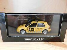 Minichamps 1:43 Modellauto Volkswagen VW Golf 4 ACL Service Routier 1997 OVP