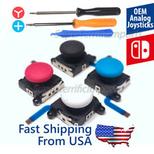 Joystick for Joy-Con Nintendo Switch /Lite Replacement Thumbstick Joycon 1-2 Lot