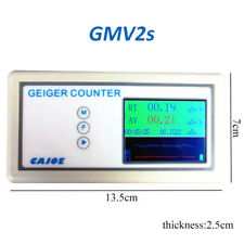 Geiger G-M Counter Nuclear Detector Beta Gamma X-ray Tester Real-time Radiation