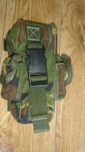 New DPM Radio Motorola MTH800 Webbing Utility Pouch with Double Side Pockets