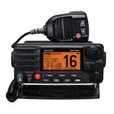 Standard Horizon Boat Marine Matrix GX2000 VHF w/Optional AIS Input 30W PA
