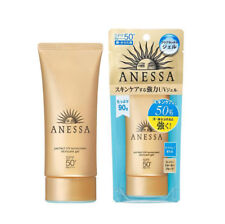 Shiseido Anessa UV Sunscreen Skin Care GEL Spf50 PA 90g Japan