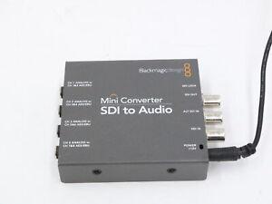 Blackmagic SDI to Audio Mini Converter