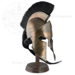 Helmet - Spartan - Vintage World Australia