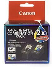 canon ink cartridges 640 641xl
