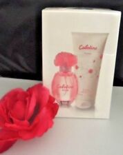 CABOTINE ROSE 2 PC 3.4 OZ SPRAY PERFUME AND BODY GIFT SET