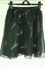 Unbranded Mesh Flippy, Full Skirts for Women