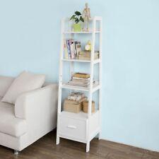 Sobuyestanteriá en escalera de madera Estanterías librerias Frg116-k-w es