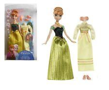 Mattel Cmm30 Disney Frozen il Regno di ghiaccio Anna Bambola con Extra