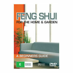 Feng Shui For The Home And Garden -Educational DVD Series New Region ALL