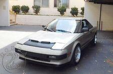 Car Bonnet Mask Hood Bra Fits TOYOTA MR2 1984 1985 1986 1987 1988 1989