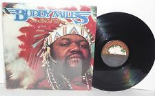 Buddy Miles Bicentennial Gathering of Tribes LP 1976 Casablanca Blues Soul Vinyl