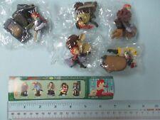 K&M Kaiyodo Anne of Green Gables Gashapon Figure Set