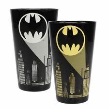 Batman Glas mit Farbwechseleffekt Bat-Signal