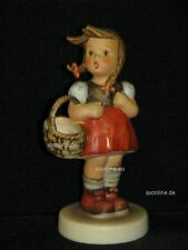 "Goebel Hummel 96 ""Gretel"", little shopper, Mädchen mit Korb"
