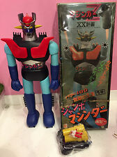 "Popy Jumbo Machinder Mazinger Z 24"" vintage Japanese robot toy XX Mazinga RARE!!"