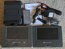 "Element Electronics Dual Screen E771PD Portable DVD Player (7.9"")"