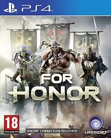For Honor (PS4)  Excellent - MINT UK Stock - 1st Class Delivery