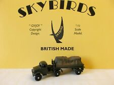 Skybirds Models Army Supply Articulated Lorry and Trailer.