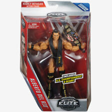 WWE ALBERTO DEL RIO 43 ELITE BELT USA ACCESSORIES SERIES MATTEL WRESTLING FIGURE