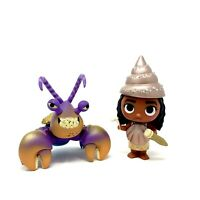 Funko Mystery Minis Disney Moana Tamatoa & Shell Outfit Figure Walmart Exclusive