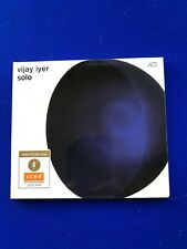 Neuf Vijay Iyer - Solo Promo Copy Jazz CD 2010