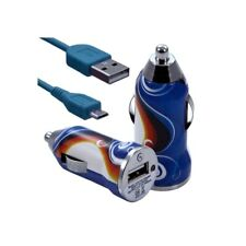 Lighter car charger with usb data cable cv15 for nokia asha 200/: