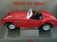 Revell 1/24 Scale Model Car 8617 - Shelby 427 Cobra - Red Boxed