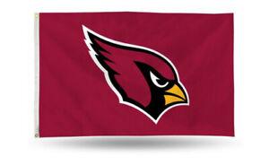 Arizona Cardinals 3' x 5' Flag Banner All Pro Design USA SELLER! Brand New!