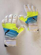 Puma Adult evopower 1.3 Grip RC Goalkeeper Gloves - Size UK 10 - White - BNIB