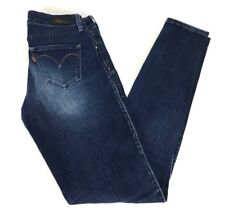 Levis Womens San Francisco Demi Curve Tapered Skinny Jeans Size 2S