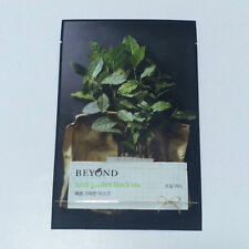 Beyond Herb Garden Black Tea Mask Sheet For Total Care 22ml /0.74 fl.oz. X 1ea