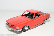 NACORAL MERCEDES BENZ MERCEDES-BENZ 350SL 350 SL RED GOOD CONDITION REPAINT