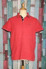 POLO MC HOMME °°° BRICE  °°°   TAILLE L . TBE