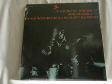 JOE DUKES Soulful Drums Jack McDuff George Benson SEALED LP Red Holloway