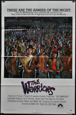 THE WARRIORS 1979 ORIGINAL 27X41 NR MINT MOVIE POSTER MICHAEL BECK JAMES REMAR