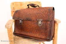 Antike Schultasche / Ledertasche / Schulranzen / Beautiful Antique School Bag /