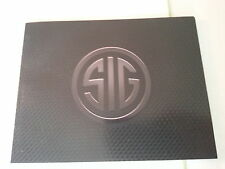 Sig Sauer Products Catalog Booklet / 2014 / New / 66 Pages / Pistols / Rifles