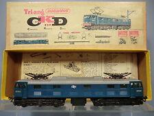 VINTAGE TRI-ANG RAILWAY No.388 CKD KIT BUILT BR CLASS 77 EM2  *PANDORA*   VN MIB