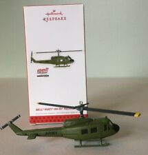 Bell-Huey UH-1D Helicopter 2013 Hallmark Ornament