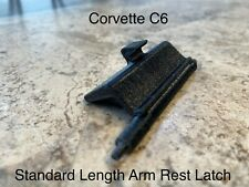 Custom 3D Printed Chevrolet Corvette C6 Armrest Latch (Fits: Chevrolet)