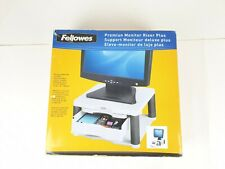 Fellowes Premium Monitor Riser Plus
