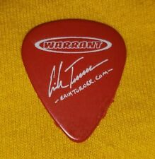 Warrant red erik turner guitar pick free Us shipping